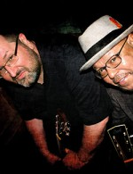 Larry Garner & Michael van Merwyk