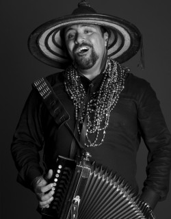 Terrance Simien and The Zydeco Experience feat. Marcella Simien