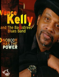 Vance Kelly & The Backstreet Blues Band