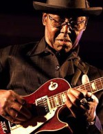 Texas Johnny Brown and The Quality Blues Band