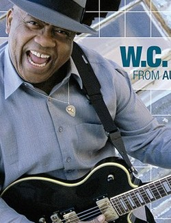 W.C. Clark Blues Revue